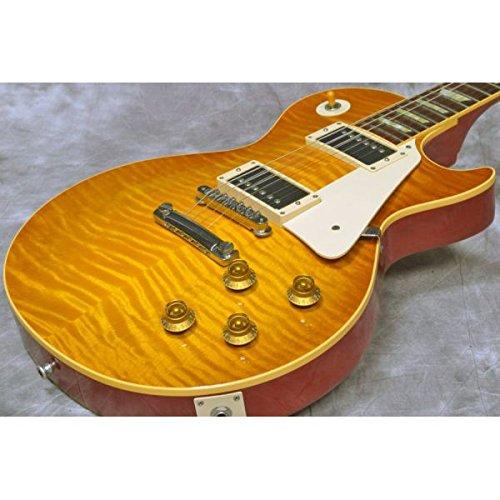Gibson Custom / 50th Anniversary Historic Collection 1960 Les Paul Standard Reissue Version.2 Gloss Light Iced Tea Burst
