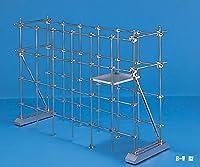 アズワン ユニットスタンド (A型)(B型)(C型) 5-5318-01 《実験器具・材料・備品》