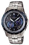 [カシオ]CASIO 腕時計 OCEANUS Manta オシアナス マンタ タフソーラー 電波時計 TOUGH MVT MULTIBAND 6 OCW-S1400D-2AJF メンズ
