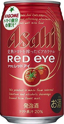 アサヒ レッドアイ 350ml缶×24本