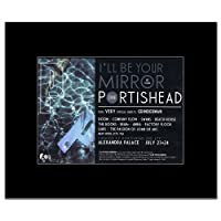 PORTISHEAD - I'll Be Your Mirror 2011 Mini Poster - 21x13.5cm