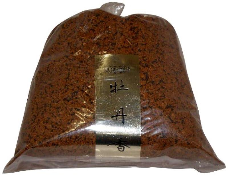 正確な複製包帯玉初堂のお香 牡丹香 500g #716