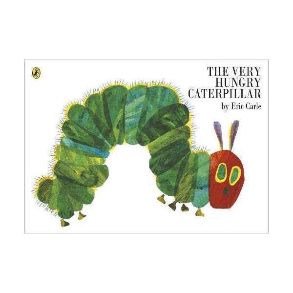 The Very Hungry Caterpil...の商品画像