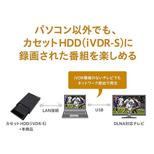 『I-O DATA USB 3.0対応iVDR-Sアダプター RHDM-UT/TEV5』の6枚目の画像