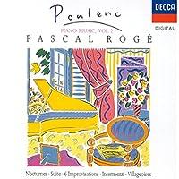Poulenc: Nocturnes/Suite/etc.