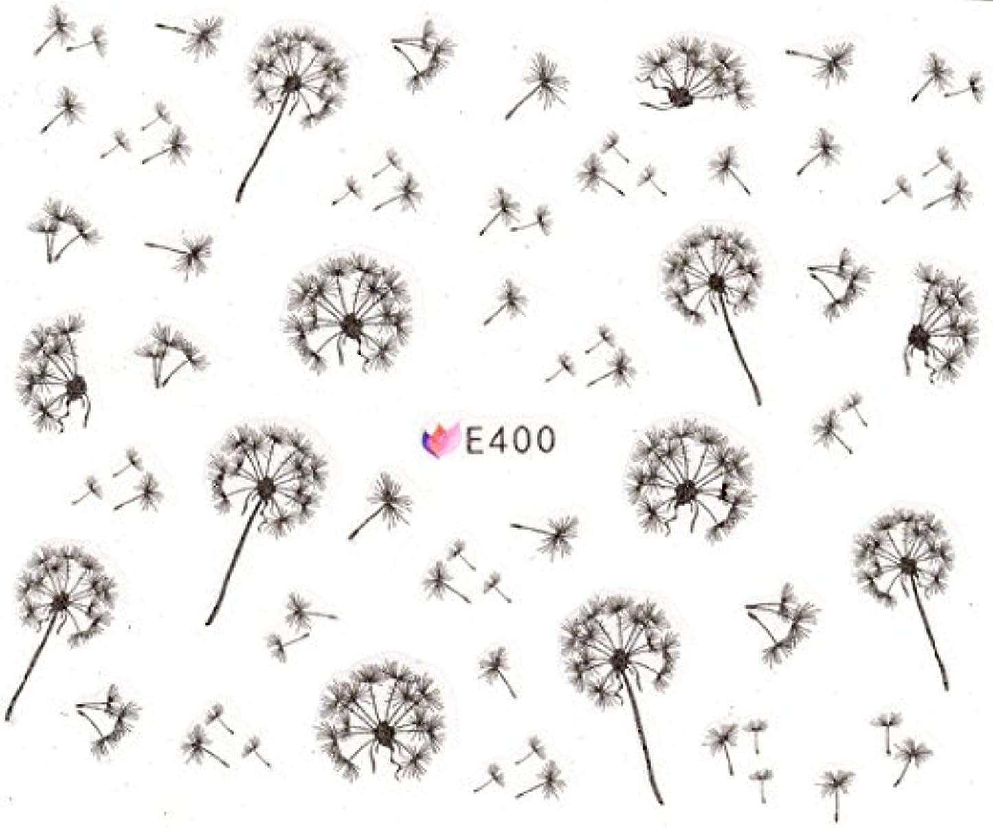 ニュージーランドコーチデッドロックネイルシール 花 フラワー 選べる10種類 (09-T22)