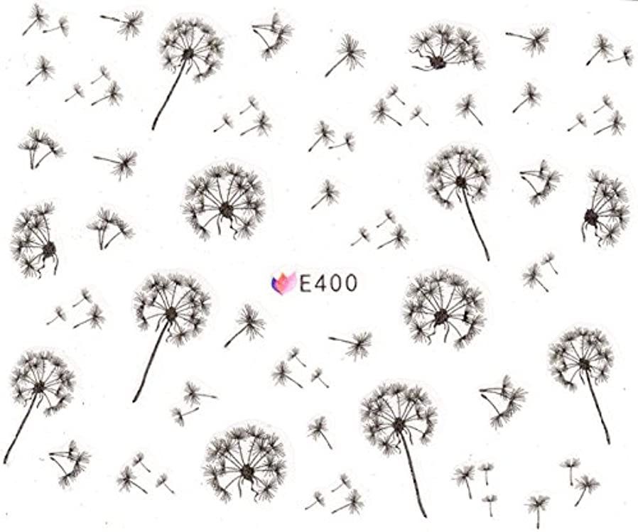 重大死にかけている遅滞ネイルシール 花 フラワー 選べる10種類 (09-T22)