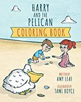 Harry And The Pelican Coloring Book