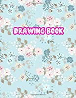 """Drawing Book: 8.5"""" X 11"""", Personalized Artist Sketchbook: 110 pages, Sketching, Drawing and Creative Doodling Sketch Notebook to Draw and Write Journal (Workbook and Handbook) - Cover Design 13365438"""