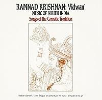 Vidwan: Music of South India by Ramnad Krishnan (2013-11-26)