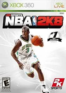 NBA 2K8【海外北米版】