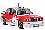 1/24 BEEMAX No.18 BMW M3 E30 '89ツール・ド・コルスラリー仕様