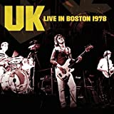 Live In Boston 1978