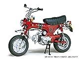 タミヤ 1/6 オートバイシリーズ No.02 ダックス Honda ST70 プラモデル 16002 画像