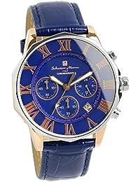 [サルバトーレマーラ]Salvatore Marra 腕時計 ウォッチ クロノグラフ 10気圧防水 イタリアブランド ネット通販限定モデル メンズ