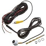 ビートソニック (Beat-Sonic) バックカメラ「カメレオンMini」 汎用RCA接続タイプ 普通自動車用 BCAM7W