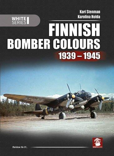 Finnish Bomber Colours 1939-1945 (White)