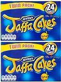 ジャファケーキ (Jaffa Cake) 24枚 入り2箱パック