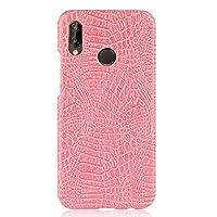 Huawei Honor Play COVER Phoebe TPU Skin Protector Protective Phone Case Cover For Huawei Honor Play (Pink)