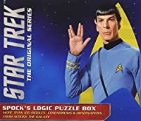 Star Trek: Spock's Puzzle Box (Puzzle Books)