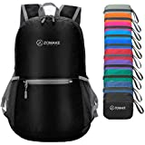ZOMAKE Ultra Lightweight Packable Backpack Water Resistant Hiking Daypack,Small Backpack Handy Foldable Camping Outdoor Backpack Little Bag