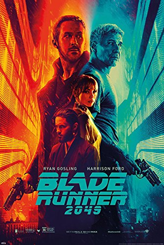 Blade Runner 2049 Fire & Ice (61cm x 91,5cm)