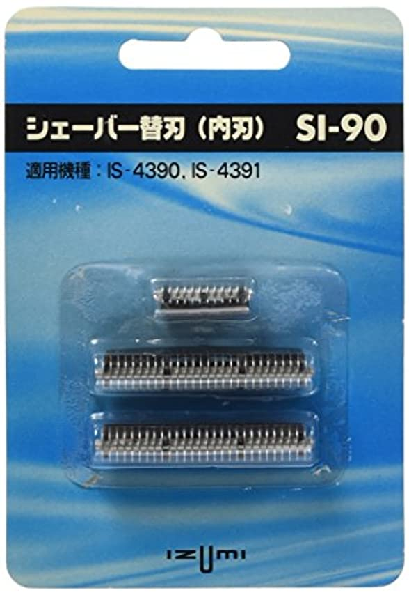 課す記者ウッズIZUMI 往復式シェーバー用内刃 SI-90