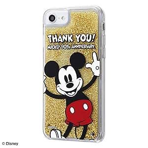 iPhone 8 / 7 / 6s / 6 /『ディズニーキャラクター』/ラメ グリッターケース/『90周年/Final』_01