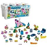 LEGO Unikitty Unikingdom Creative Brick Box Building Kit (433 Piece), Multicolor