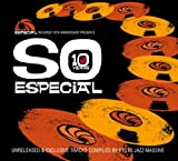 Especial Records 10th Anniversary presents「SO ESPECIAL」Unreleased&Exclusive Tracks Collection Compiled by Kyoto Jazz Massive 画像