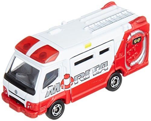 トミカ 箱119 モリタ 消救車 FFA-001(1コ入)