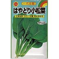アタリヤ農園 種 F1 はやどり小松菜 6ml