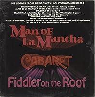 Man Of La Mancha/ Fiddler On The Roof/ Cabaret - Sealed