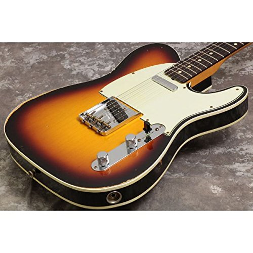 Fender Custom Shop / 1962 Custom Telecaster Relic Faded 3-Color Sunburst