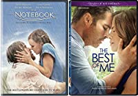 The Notebook + The Best of Me Romance Movie DVD Nicholas Sparks Set Double Love Twice as Much [並行輸入品]