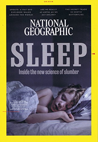 National Geographic [US] August 2018 (単号)