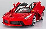 Bburago ブラーゴ La ferrari ラフェラーリ 1/18 赤 モデルカー [並行輸入品]