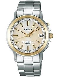 [セイコー]SEIKO 腕時計 SPIRIT スピリット ソーラー 電波時計 SBTM170 メンズ