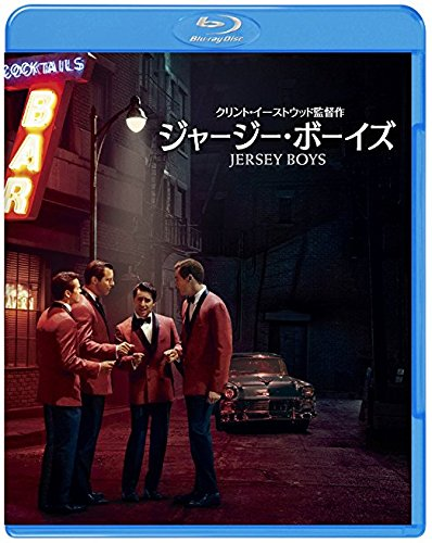 ジャージー・ボーイズ Blu-ray