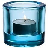 【正規輸入品】 iittala (イッタラ) Kivi (キビ) キャンドルホルダー(キャンドル無) 60mm ライトブルーの写真