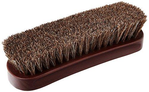 [コロニル] 馬毛ブラシ 17cmx5.4cmx4.5cm CN044042 Brown F