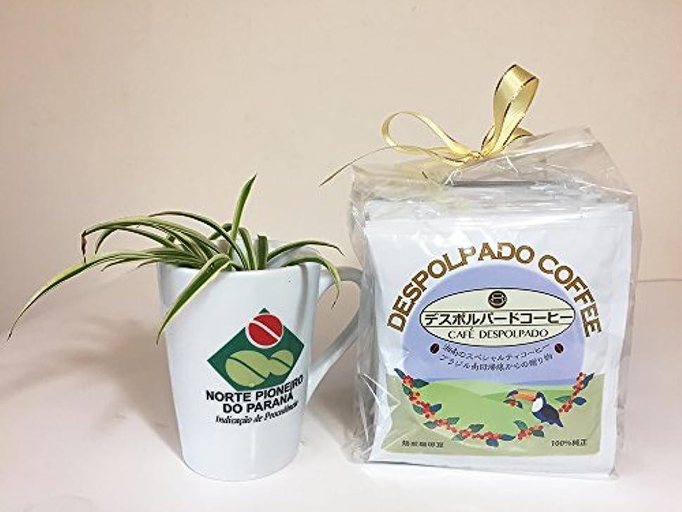 予感怖がらせるコンテンポラリーデスポルパード珈琲 カップオンコーヒー 10 drips