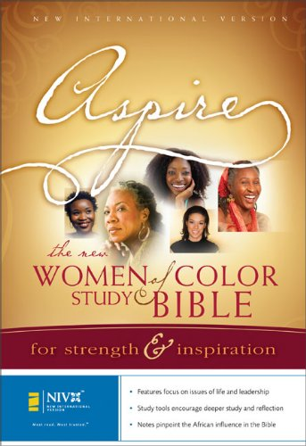 Download Aspire: The New Women of Color Study Bible New International Version 0310934788