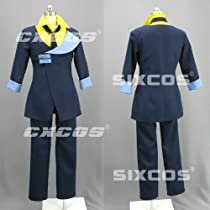 CXCOS AL0656 カウボーイビバップ スパイク・スピーゲル 風 コスプレ衣装