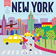 New York: A Book of Colors