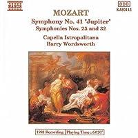Symphonies 25, 32 & 41