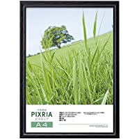 HAKUBA デジタル木製フレーム ピクスリア ブラック A4 509571