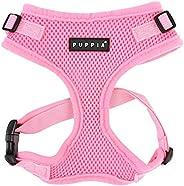 Puppia PAJA-AC617-PK-S Ritefit Dog Harness, Pink Small