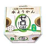 遠藤製餡 0カロリー水ようかん 抹茶 90g×6個