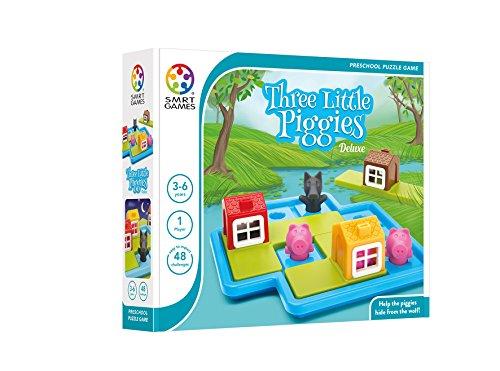 SMRT Games 三匹の子ぶた パズル SG023JP 正規品